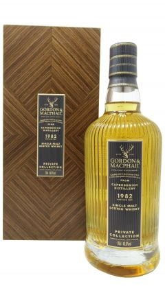 Caperdonich (silent) - Private Collection Single Cask #15179 - 1982 36 year old Whisky