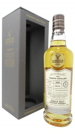 Tomatin - Connoisseurs Choice - 1990 28 year old Whisky
