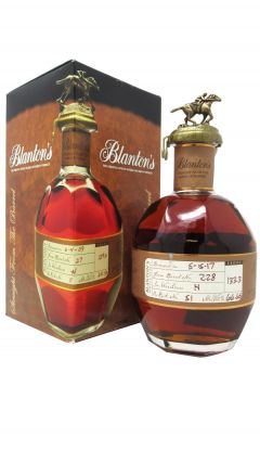 Buffalo Trace - Blanton's Straight From The Barrel Whisky