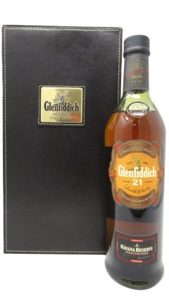 Glenfiddich - Havana Reserve Asia Edition 21 year old Whisky