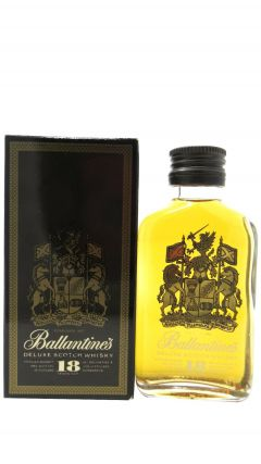 Ballantines - Deluxe Scotch Miniature 18 year old Whisky