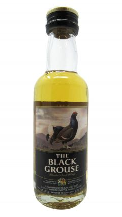 Famous Grouse - The Black Grouse Miniature Whisky