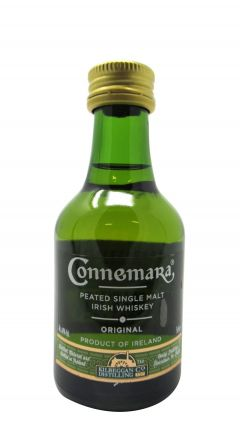 Connemara - Original Irish Single Malt Miniature Whiskey