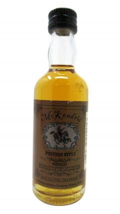 Other Bourbons - McKendric Western Style Miniature Whiskey