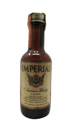 Other Bourbons - Imperial American Blended Miniature Whiskey