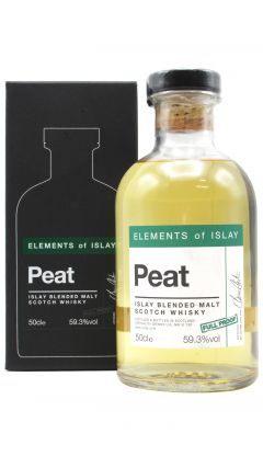 Elements Of Islay - Peat Full Proof Whisky