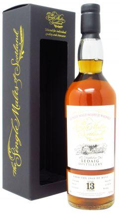 Ledaig - Single Malts of Scotland Single Cask #900163 - 2005 13 year old Whisky