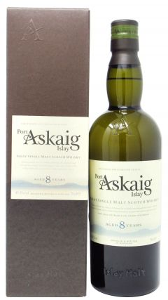 Port Askaig - Islay Single Malt 8 year old Whisky