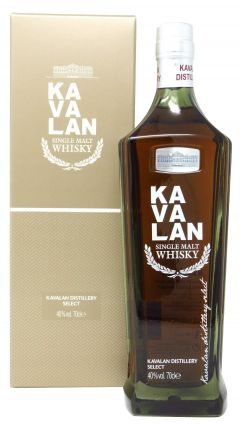 Kavalan - Distillery Select Whisky