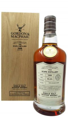 Scapa - Connoisseurs Choice - 1986 33 year old Whisky