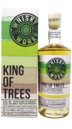 Blended Malt - Whisky Works - King of Trees 10 year old Whisky