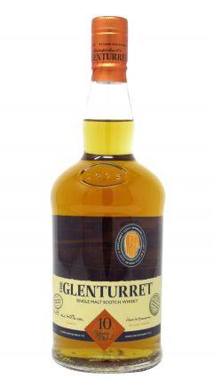 Glenturret - Small Batch Single Malt 10 year old Whisky