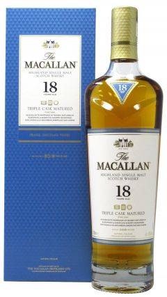Macallan - Triple Cask Matured 2019 Edition 18 year old Whisky
