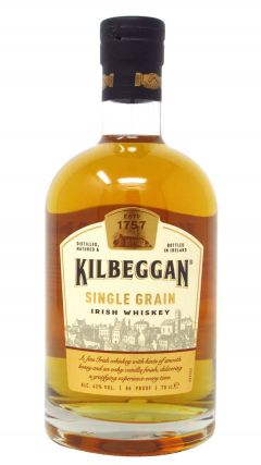 Kilbeggan - Single Grain Irish Whiskey