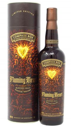 Compass Box - Flaming Heart 2018 Edition Whisky