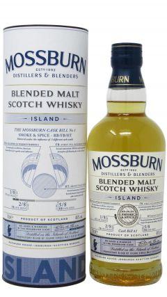 Blended Whisky - Mossburn - Island Blended Malt Whisky