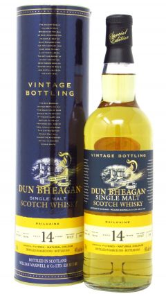 Dailuaine - Dun Bheagan Single Cask #800127 - 2005 14 year old Whisky