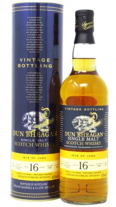 Jura - Dun Bheagan Single Cask #95181 - 2002 16 year old Whisky