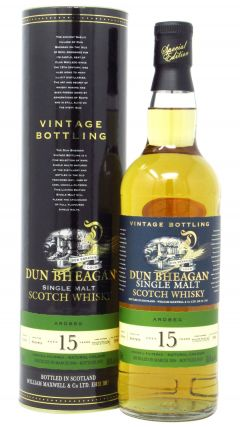 Ardbeg - Dun Bheagan Single Malt - 2004 15 year old Whisky