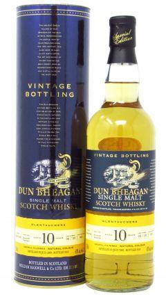 Glentauchers - Dun Bheagan Single Malt - 2008 10 year old Whisky