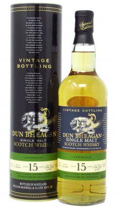 Laphroaig - Dun Bheagan Single Malt - 2004 15 year old Whisky