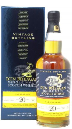 Glendullan - Dun Bheagan Single Cask #5896 - 1999 20 year old Whisky