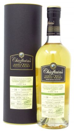 Caol Ila - Chieftain's Single Malt - 2004 14 year old Whisky