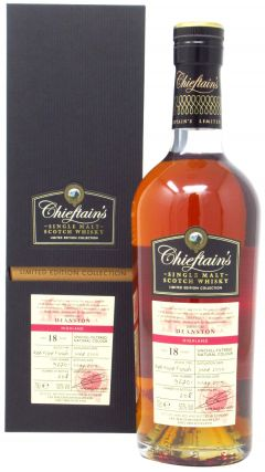 Deanston - Chieftain's Single Cask #92701 - 2000 18 year old Whisky