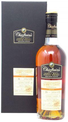 Dailuaine - Chieftain's Single Cask #4329 - 1983 35 year old Whisky