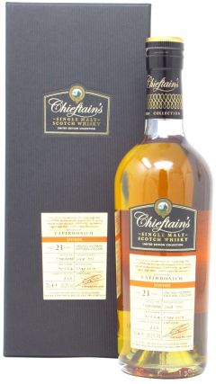 Caperdonich (silent) - Chieftain's Single Cask #95064 - 1995 23 year old Whisky
