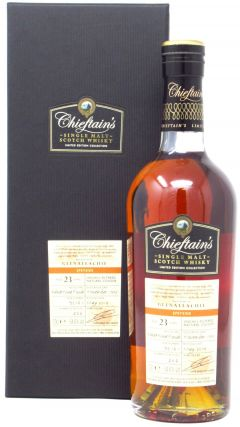 GlenAllachie - Chieftain's Single Cask #95161 - 1995 23 year old Whisky