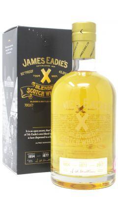 Blended Malt - James Eadie - Trade Mark X Whisky