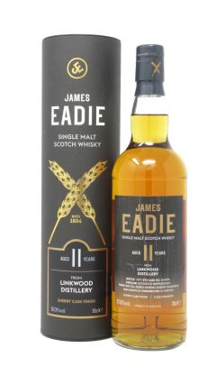 Linkwood - James Eadie - PX Cask Finish 11 year old Whisky