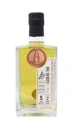 Bunnahabhain - Staoisha - The Single Cask #940 - 2013 5 year old Whisky