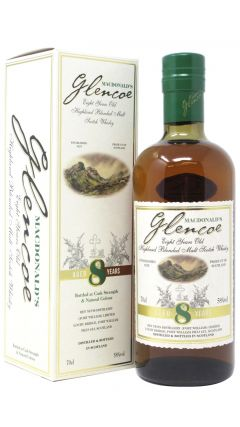 Ben Nevis - Glencoe Blended Malt 8 year old Whisky
