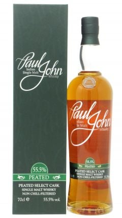 Paul John - Peated Select Cask Single Malt Whisky