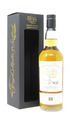 Glenrothes - Single Malts of Scotland Single Cask #35481 - 1990 26 year old Whisky