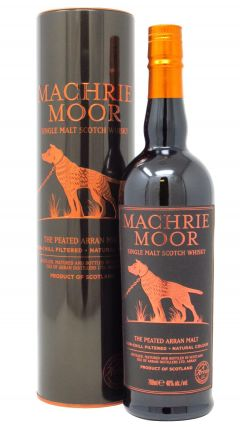 Arran - Machrie Moor Peated Whisky