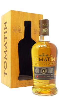 Tomatin - Highland Single Malt Batch #2 30 year old Whisky