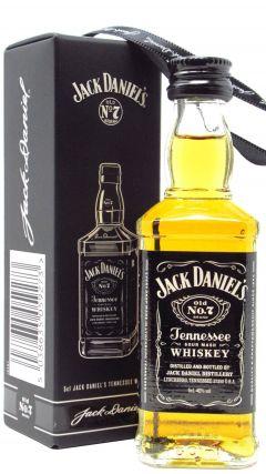 Jack Daniels - Old No. 7 Miniature Christmas Tree Decoration Whiskey
