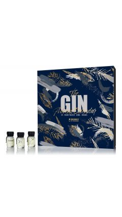 Drinks By The Dram - Gin Advent Calendar (Themed Edition) Gin
