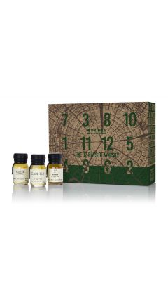 Drinks By The Dram - 12 Days of Scotch Whisky Advent Calendar Whisky