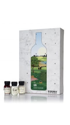 Drinks By The Dram - The Gin Explorer Advent Calendar Gin