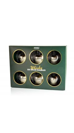 Whisky Baubles - Box Of Six Baubles (2020 Edition)  Whisky
