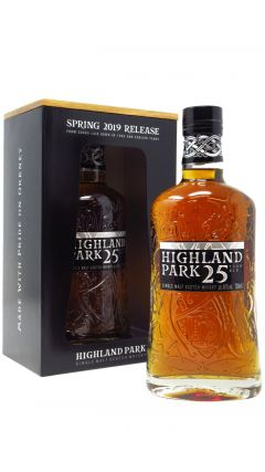 Highland Park - Spring 2019 Release - 1994 25 year old Whisky