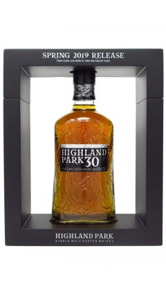 Highland Park - Spring 2019 Release - 1989 30 year old Whisky