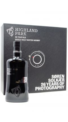 Highland Park - Soren Solkaer 26 year old Whisky