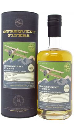 Auchentoshan - Infrequent Flyers - Single Cask Batch #1 - 1993 26 year old Whisky