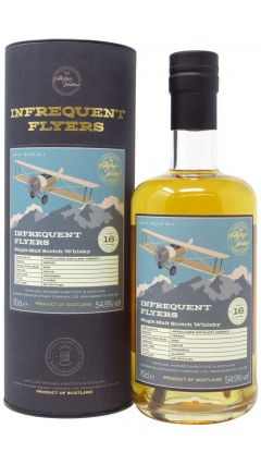 Infrequent Flyers - Orkney Single Cask Batch #1 - 2003 16 year old Whisky