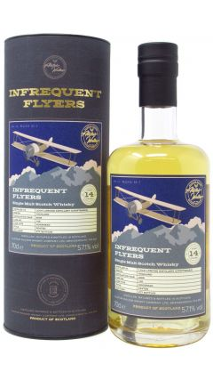 Loch Lomond - (Croftengea) Infrequent Flyers - Single Cask Batch #1 - 2005 14 year old Whisky